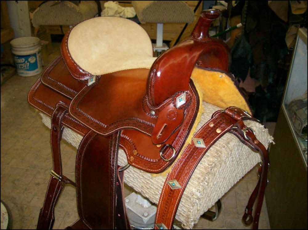 Cactus Custom Saddlery | Custom Saddles